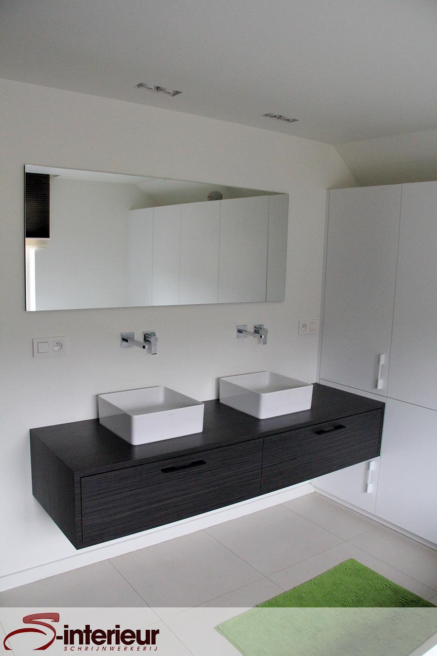 S-interieur - badkamers